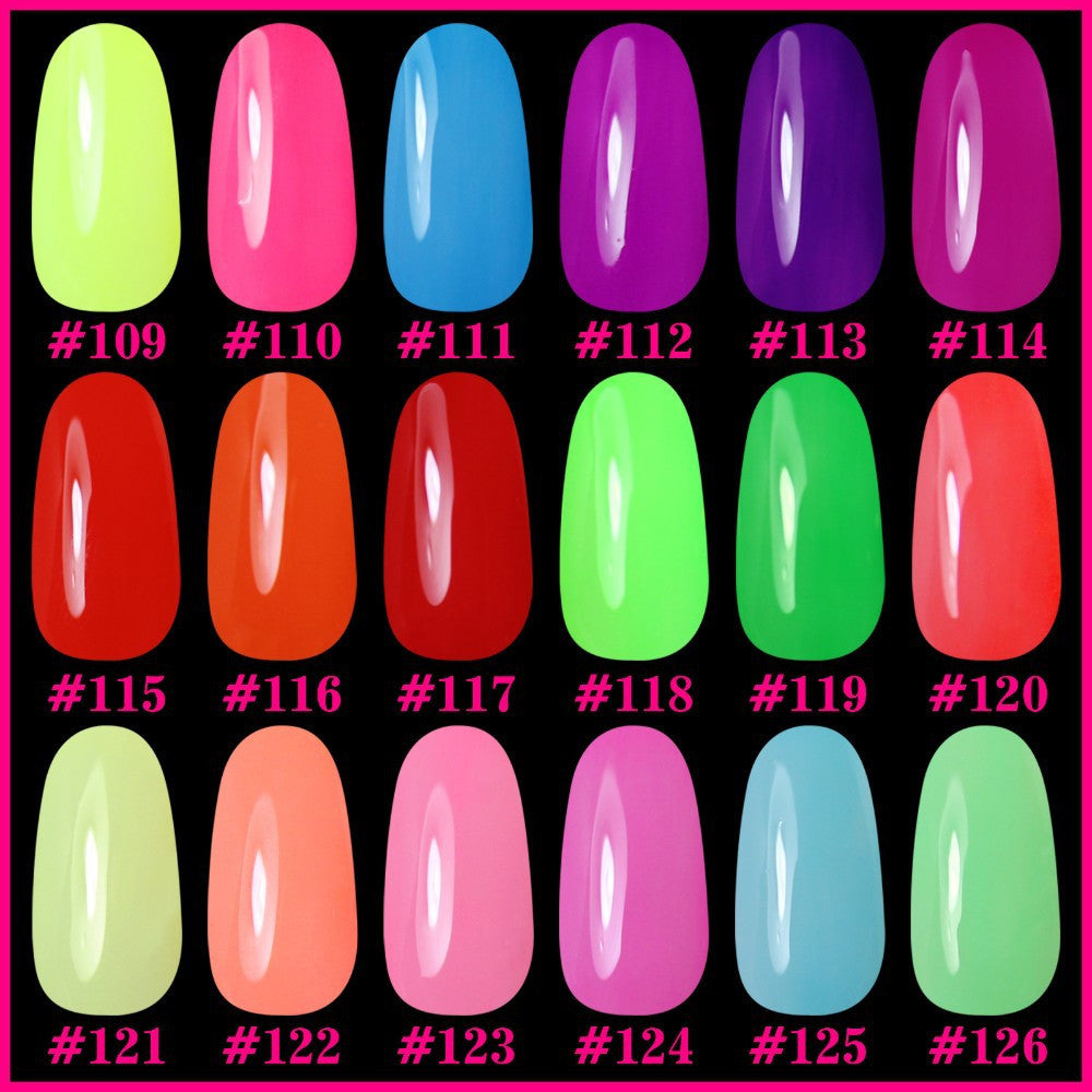 Deals Blast: Best Seller Perfect Summer Gel Nail Polish UV Nail Gel Varnish Long Lasting Up to 30 days Nail Gel 8ML Soak off Gel Lacquer Deals Blast
