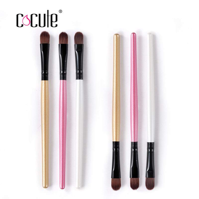 Deals Blast: 1PC Professional Oblique Eye Brow Eyeshadow Blending Pencil Brush Make up tool Cosmetic Smooth Angled Eyebrow Brush Deals Blast