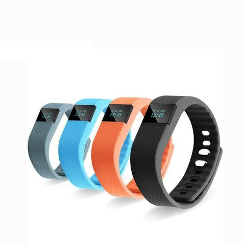 Deal Blast: Best Seller New Bluetooth Smart Wrist Band Bracelet for Sport Activity Fitness Tracker Watchband Better Than Fit bit - Deals Blast