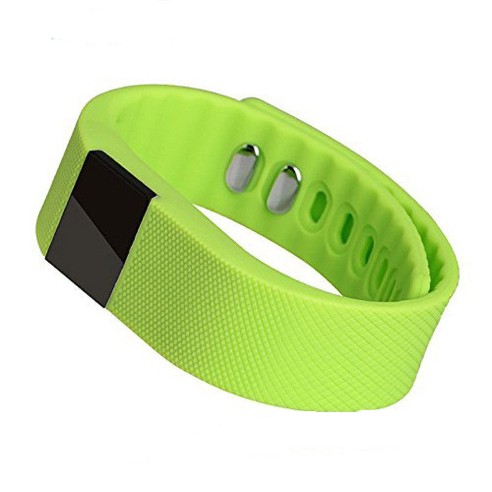 Deal Blast: 2016 Best Seller New Bluetooth Smart Wrist Band Bracelet for Sport Activity Fitness Tracker Watchband Better Than Fit bit Deals Blast