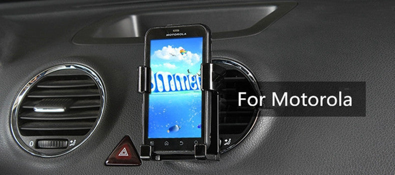 Deals Blast: Best Seller Universal Stand Car Holder For Iphone 6/Plus 5s 4 Car Air Vent Mount Holder GPS Accessories Stand For Your Mobile Phones Holders Deals Blast