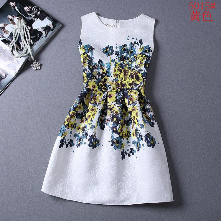 Deal Blast: 2016 Spring Bottoming Dress Women Summer Style Dress Vintage Sexy Party vestido Female Maxi Bodycon Plus Size Free Shipping Deals Blast