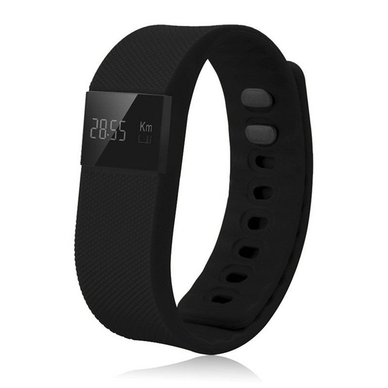 Deal Blast: Bluetooth 4.0 Smart Band Fitness tracker Pedometer for IOS Android PK TW64 Fit bit Smart Wirstband Xiomi Mi Band Bracelet - Deals Blast