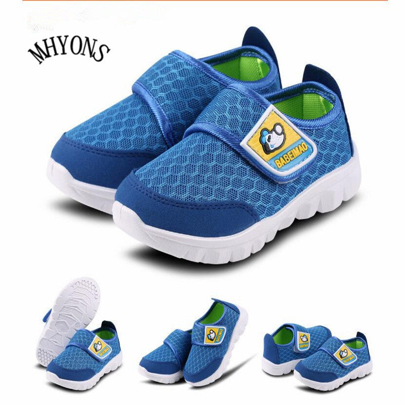 Deals Blast: 2016 Summer style children mesh shoes girls and boys sport shoes soft bottom kids shoes comfort breathable sneakers S1072 Deals Blast