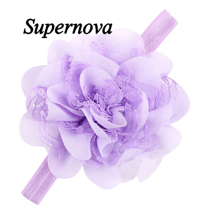 Deals Blast: 2016 Multicolor Flower Mini Headbands girl hair accessories baby headband cute hair band newborn floral headband Deals Blast