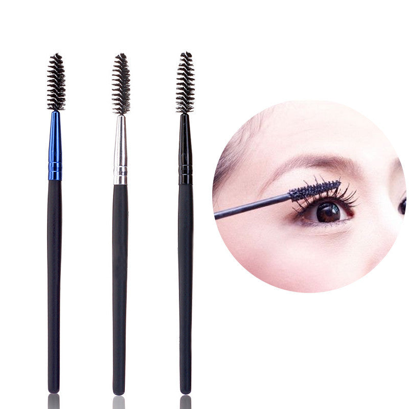 Deals Blast: 1pcs Disposable Cosmetic Mascara Brush Eyelash Extension Wands Brush Wands Makeup Applicator Spoolers Lash Brush Make Up Tools Deals Blast