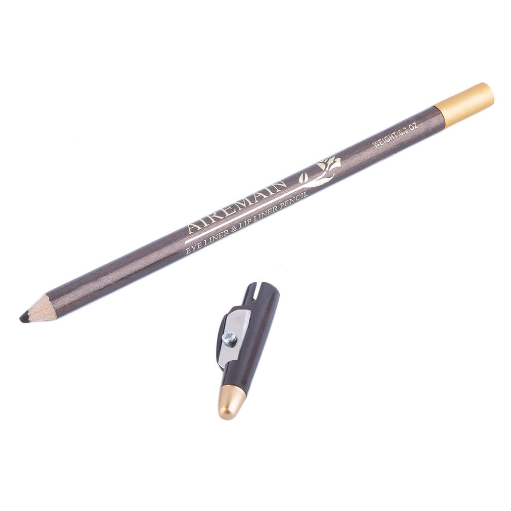 Deals Blast: 1 Pcs Women Long Eyebrow Eye Brow Pencil Make Up Cosmetics With Sharpener Lid Longlasting Top Quality Deals Blast