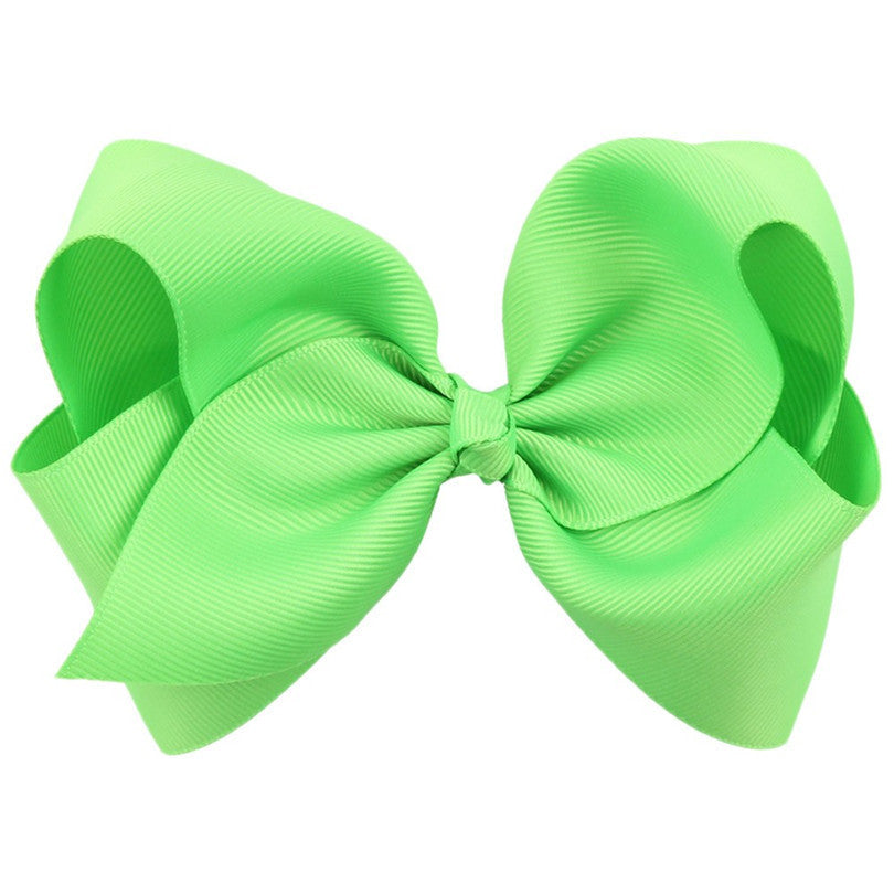 Deals Blast: Durable Hair accessory New baby girl Boutique Hair Bows clip Children's Butterfly Knot Hair Clip Deals Blast