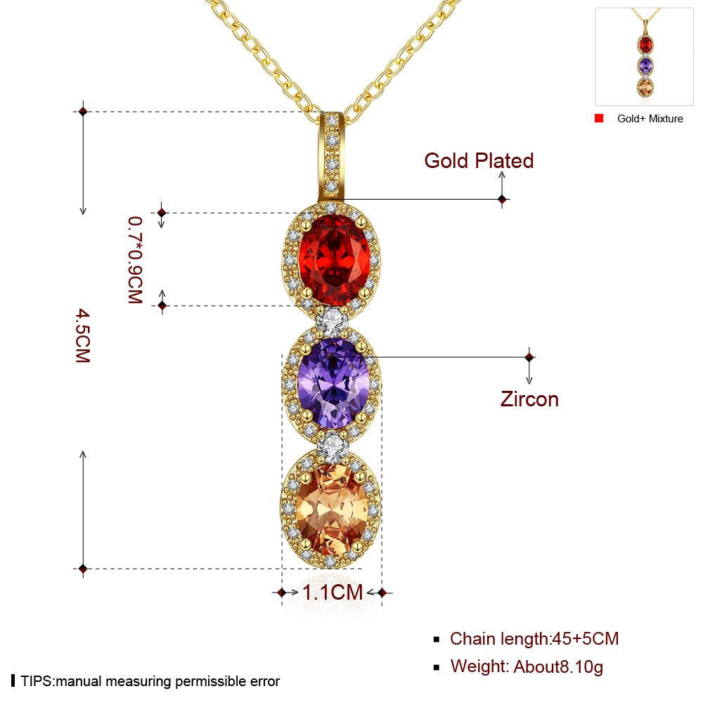 Deals Blast: Accessories for women collares 2016 new gold fashion pendant women jewelery necklace decoration charms collar necklace hot sale Deals Blast