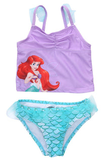 Girls Kids Bikini Set Mermaid Swimmable Baby Girl Princess Swimwear Summer Children Swimsuit Swimming Costumes Deals Blast