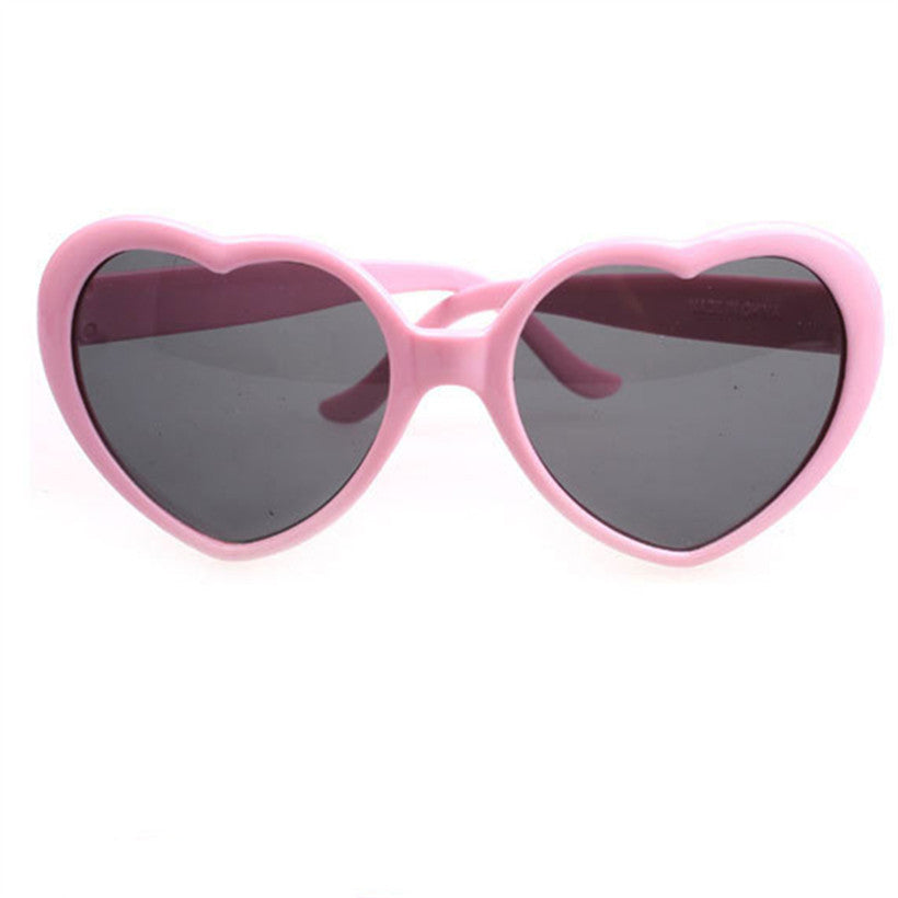 Deals Blast: 8 Colors Fashion Love Heart Shaped Sunglasses Women Brand Designer Vintage Women's Glasses Sun Glasses Feminine Mirrored Female Deals Blast