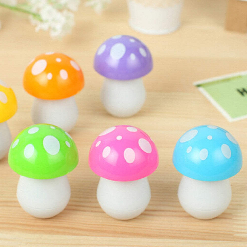 Deals Blast: students to write creative stationery cute cartoon mushroom ball point retractable pen: Deals Blast