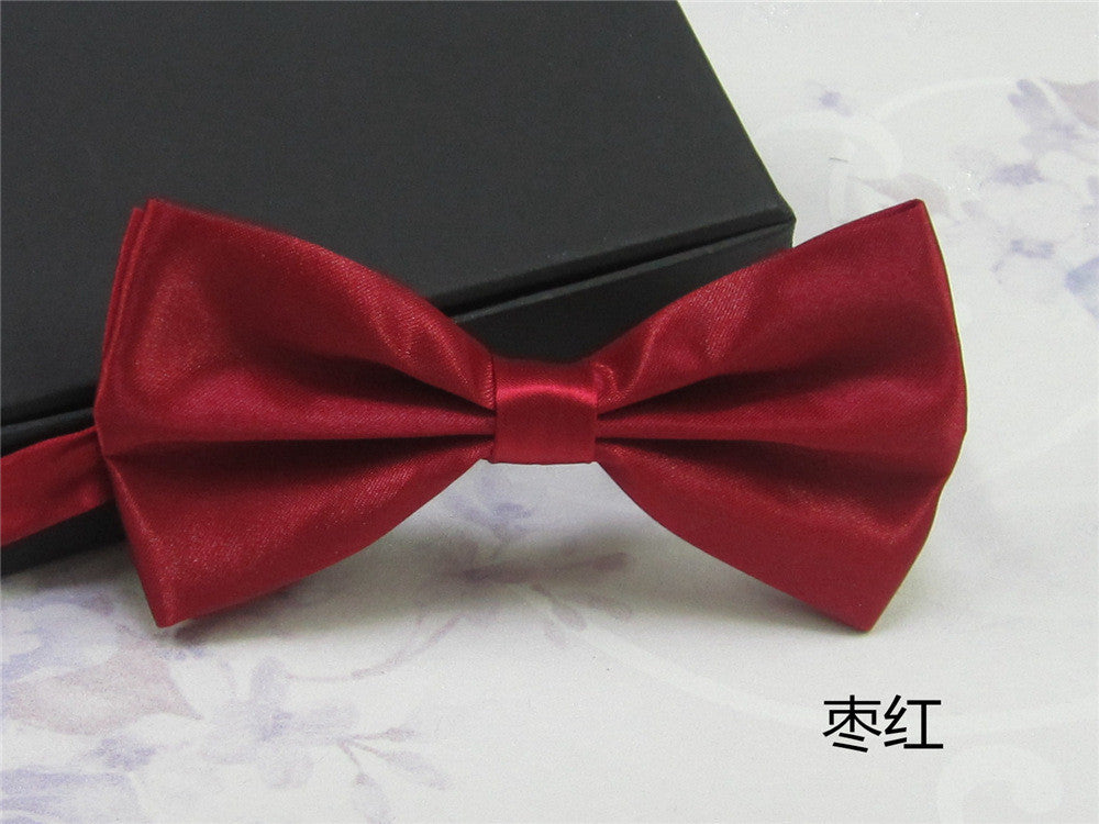 Deals Blast: 2016 Men's Fashion Tuxedo Classic Mixed Solid Color Butterfly Wedding Party Bowtie Bow Tie Pre Tied Deals Blast
