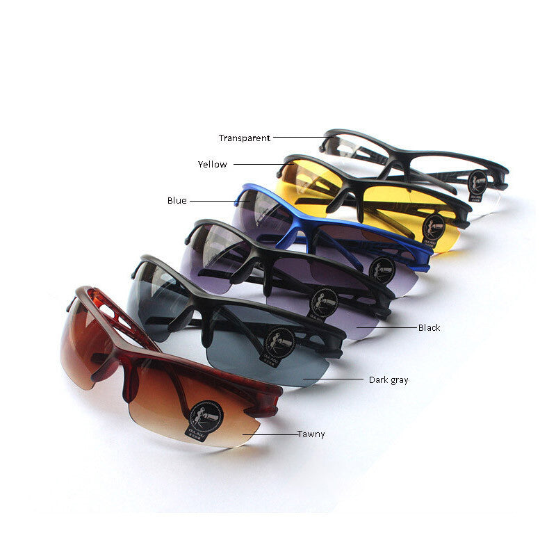Deals Blast: Men Women Cycling Glasses Outdoor Mountain Bike Mtb Bicycle Glasses Motorcycle Sunglasses Eyewear Oculos Ciclismo gafas ciclismo Deals Blast
