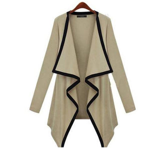 Deals Blast: New Arrival Women Loose Short Cardigan Coat Jacket Irregular Tops Cardigan Outwear Women's Cardigan Feminino Deals Blast