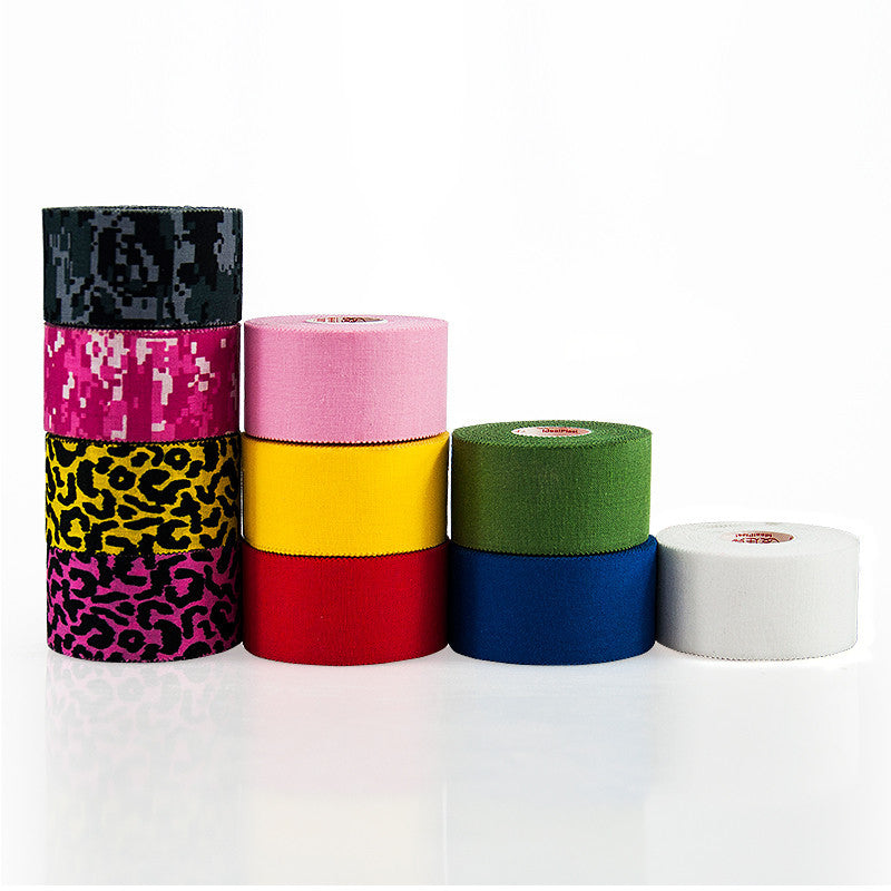 One Roll 3.8cm*7.3m Kinesiology Tape Sports Tape Zigzag edge Joints Protector Athletic Adhesive Tape - Deals Blast