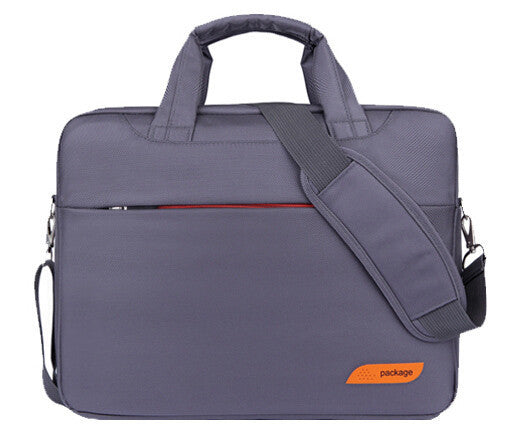 12 14 15 17 inch water proof watertightness waterproof Computer laptop notebook bags case messenger Shoulder Package men women - Deals Blast