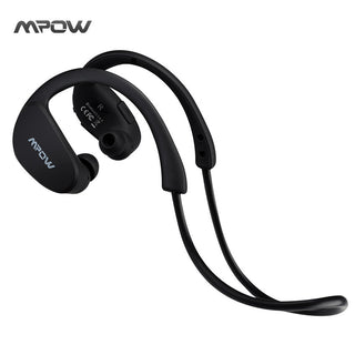 Deals Blast: 4.1 Bluetooth Headset Headphones Wireless Headphone Microphone AptX Sport Earphone for iPhone Android Phone - Deals Blast