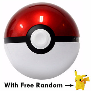 1PC NEW Arrivals:12000mAh Pokemon Go Ball II Power Bank Magic Ball Charger Double USB Port for all phone+ Free Random Pokemon - Deals Blast