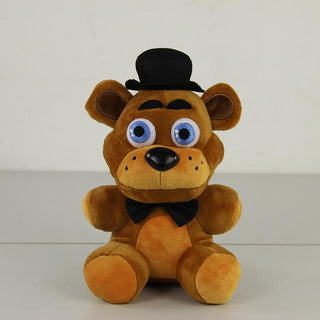 Five Nights At Freddy's 4 Fnaf World Freddy Fazbear Bear Foxy Bonnie Chica Plush Stuffed Toys Doll Peluche Boneca Kids Toy