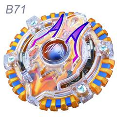 Beyblade Metal Funsion 4D B34 B35 B41 B59 With Launcher And Handle Spinning Top Classic Toy Fighting Gyro