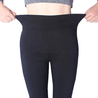 Mid-Waist Over Size Leggings - Deals Blast