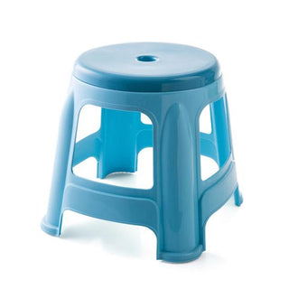 Thick Plastic Small Round Stools Home Stool: Deals Blast