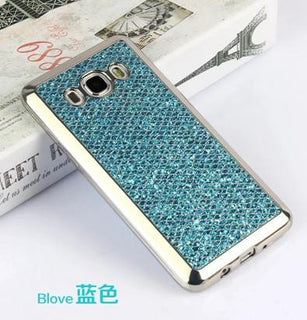 Glitter Case For Samsung Galaxy S4 S5 S6 S7 Edge Plus A3 A5 A7 J1 J3 J5 J7 2016 Grand Prime Phone Cover Cases - Deals Blast