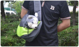Pet Carrying Shoulder Sling Bag - Deals Blast