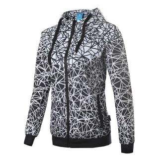 Spring Autumn Women Jacket hooded Thin Wind breaker Zipper
