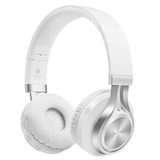 BT-06 Bluetooth Headphones Wireless with Microphone support Memory Card FM Radio for Xiaomi iPhone Samsung: Deals Blast