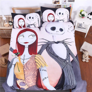 Halloween Inspired Bedding Set - Deals Blast