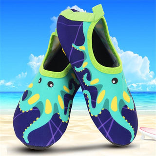 Child spring/autumn slip-resistant shoes snorkeling submersible shoes sandals - Deals Blast