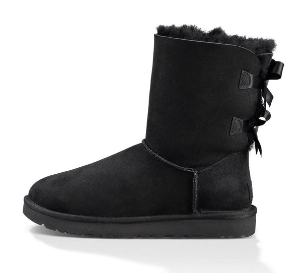 UGG - Bailey Bow II - Black - Envy