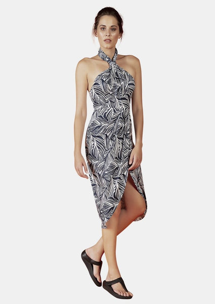 SOPHIA DRESS IN ORIENT PRINT - Envy