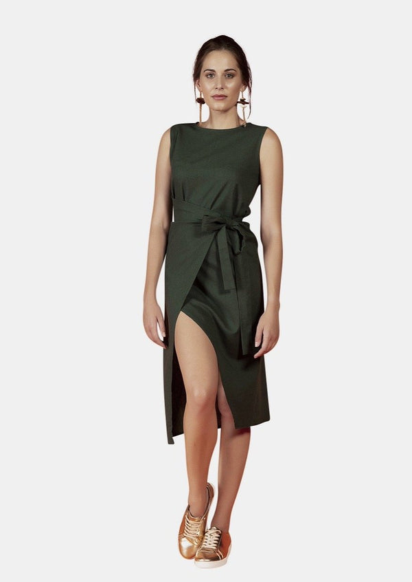 Riley Green Dress - Envy online clothing store south africa