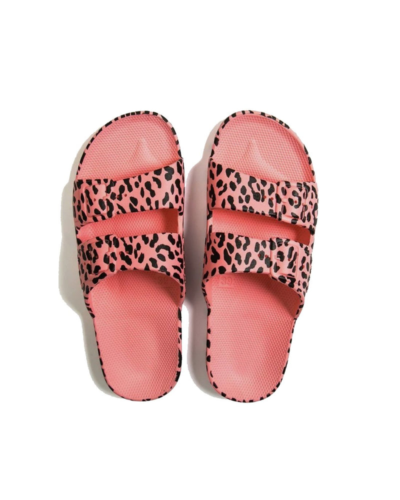 FREEDOM MOSES SLIDES - LEO PINK MARTINI - Envy - online clothing