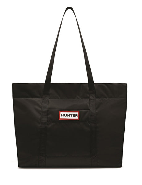 HUNTER - Original Nylon Tote - Black - Envy