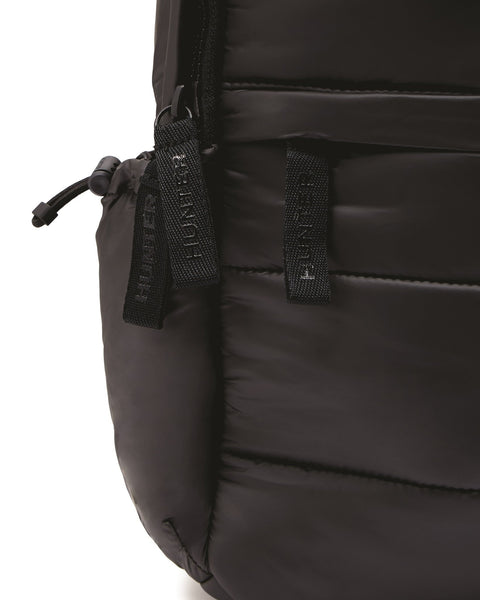 HUNTER - Original Puffer Backpack - Black - Envy