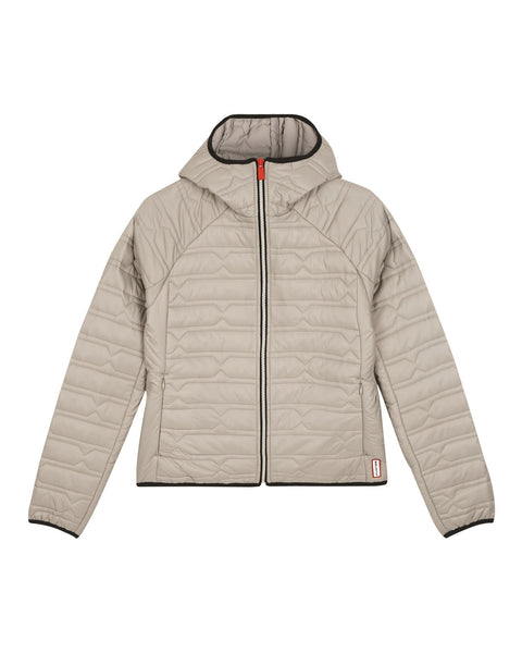 HUNTER - Womens Original Midlayer Jacket - Dove Grey - Envy