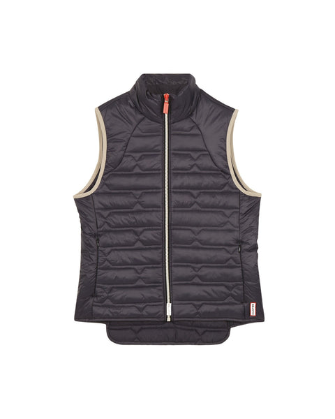 HUNTER - Womens Original Midlayer Gilet - Navy - Envy