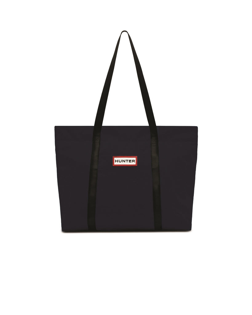 HUNTER - Original Nylon Tote - Navy - Envy