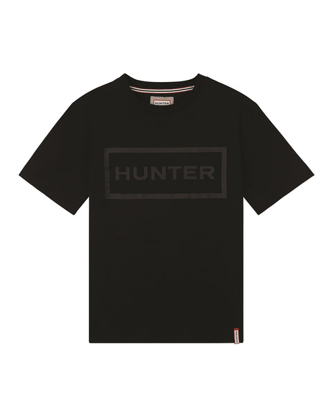 Hunter - Womens Original T-shirt - Black - Envy