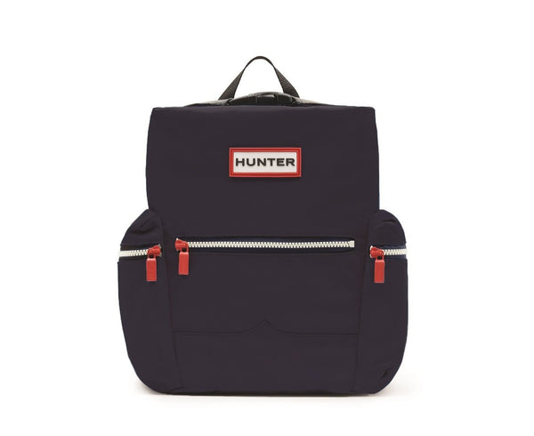 HUNTER - Org Mini Topclip Backpack Nylon - Navy - Envy