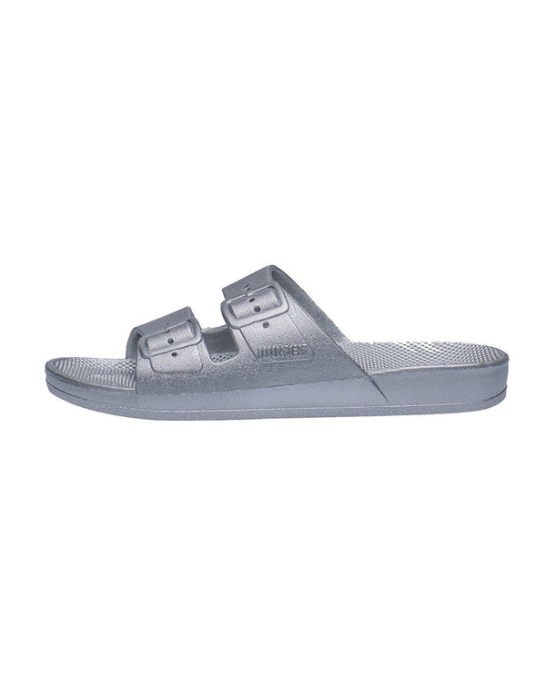 FREEDOM MOSES SLIDES - SILVERADO - Envy - online clothing