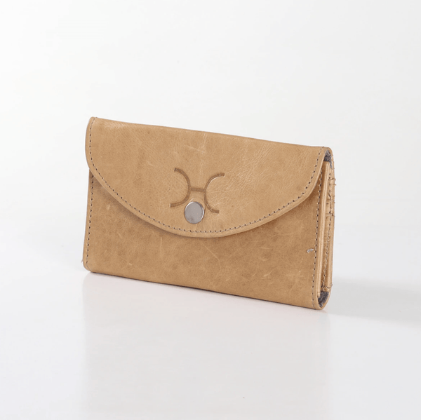 LADIES WALLET LEATHER - Envy - online clothing