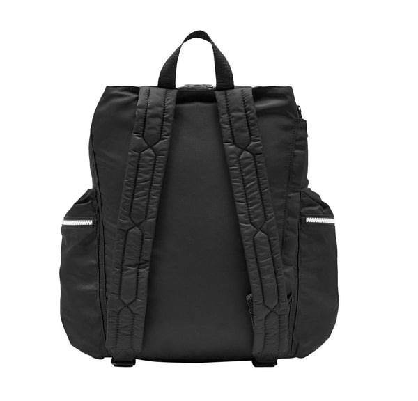 HUNTER - Org Topclip Backpack Nylon - Black - Envy