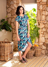 CRAVE Grace Dress in the Jungle print - Envy - online clothing