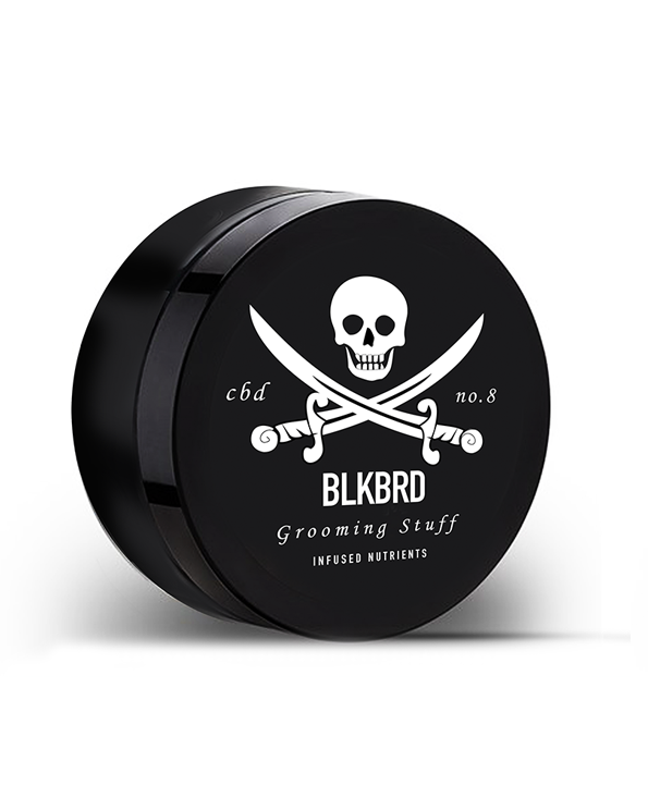 Black Beard No.8 Grooming Stuff (Arriving Soon)