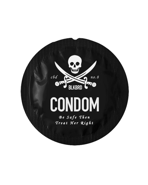 Black Beard Condom (Arriving Soon)